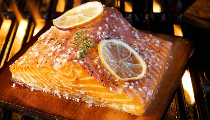 Recipe for the Perfect Cedar Plank Salmon