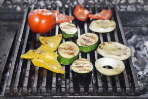spring grilling preparation
