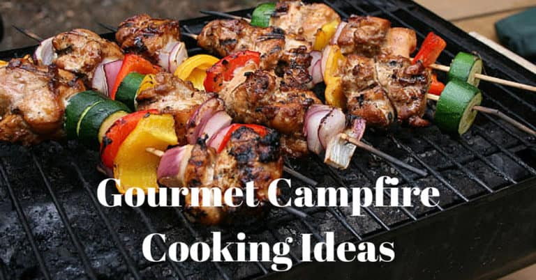 Campfire Gourmet Cooking Ideas