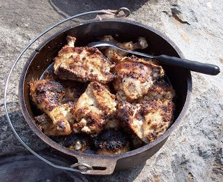 dutch oven cooking gourmet grilling