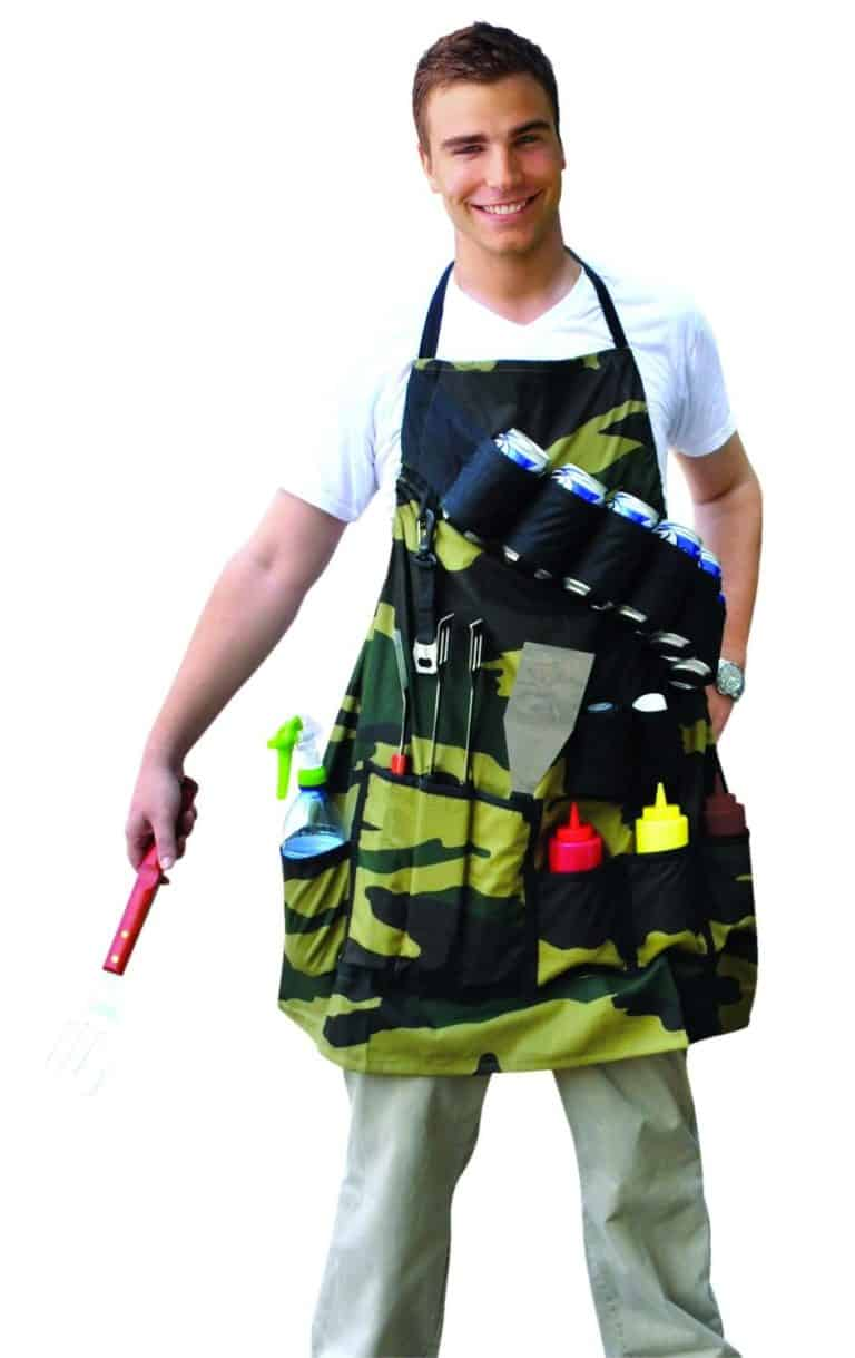 19 Funny Grilling Aprons
