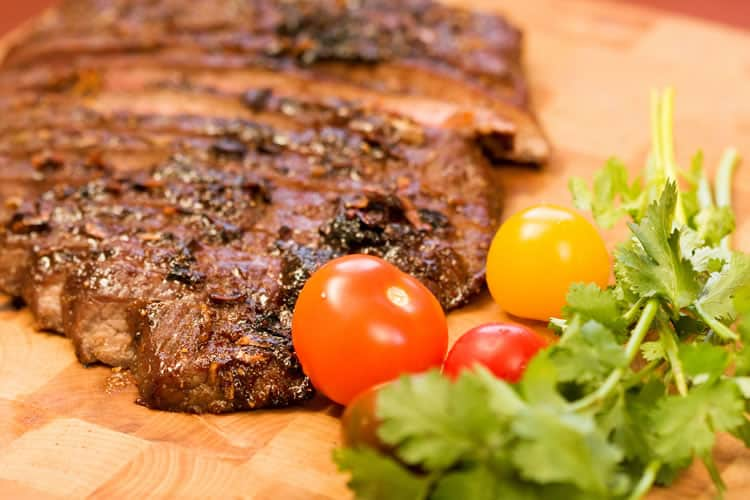 whole flank steak