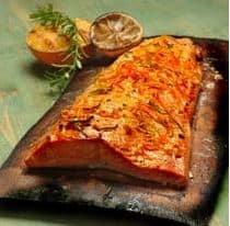 Grilled Jack Daniels Salmon