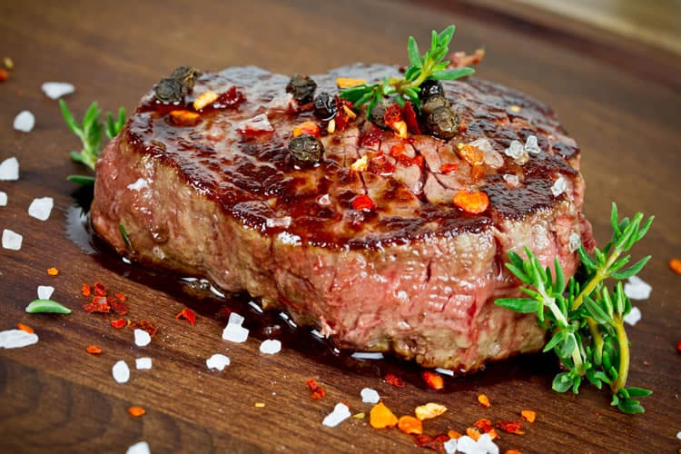 bigstock-Steak-with-thyme-83199356