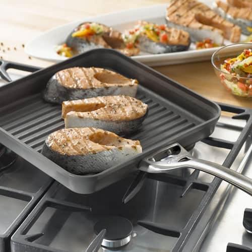 Calphalon Indoor Grilling Pan