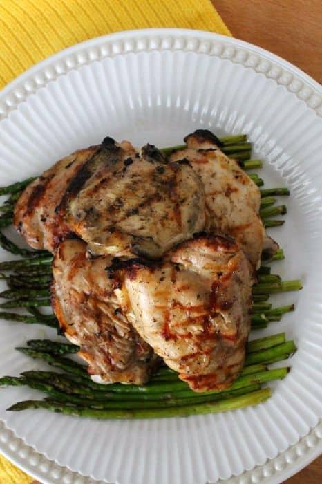 Hidden Valley Ranch Country Marinade Grilled Chicken!