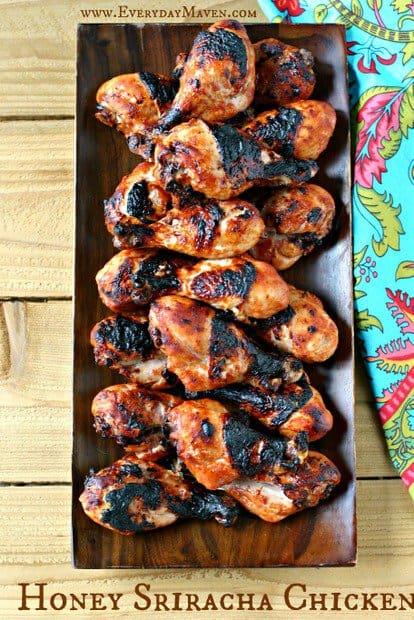 Honey Sriracha Chicken Marinade