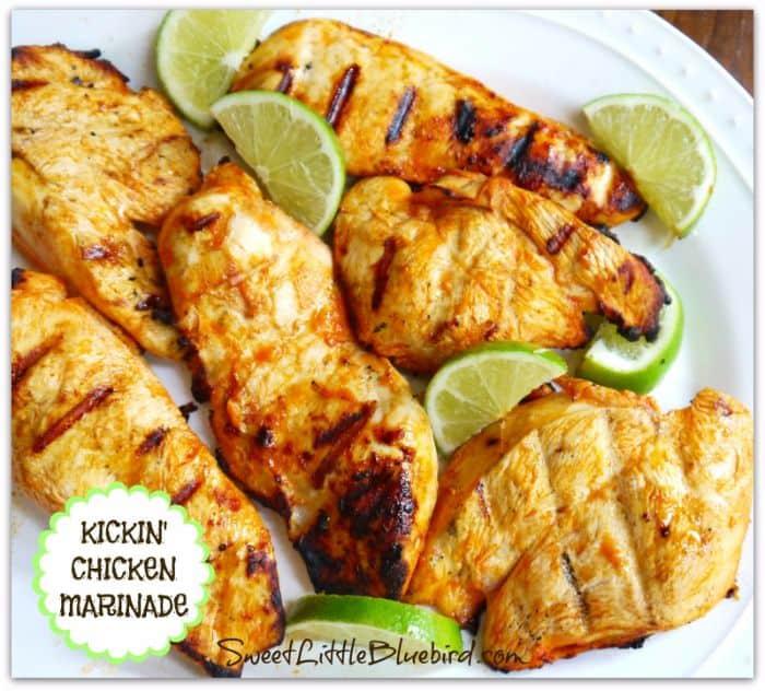 Kickin' Chicken Marinade