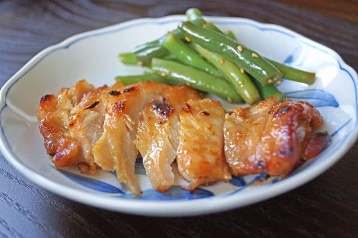 Miso Grilled Chicken